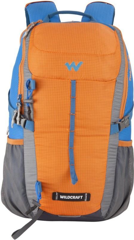 Wildcraft Daypack 25 Rucksack - 25 L(Orange)