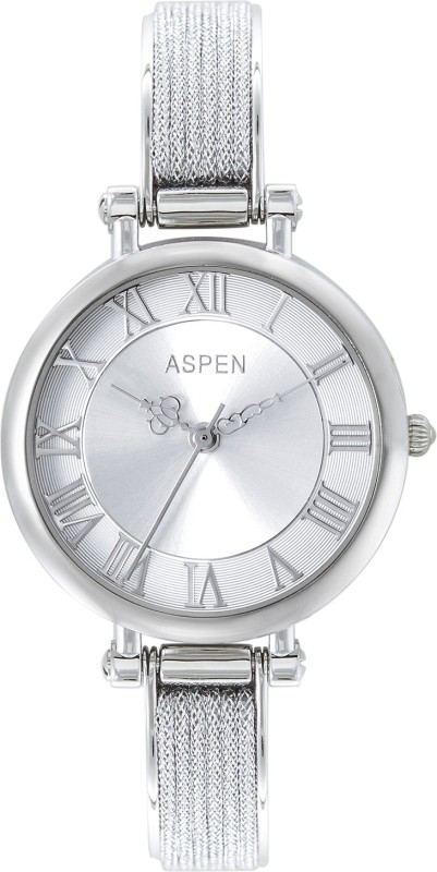 Aspen AP2011 Stainless Steel Plating Analog Watch - For Women