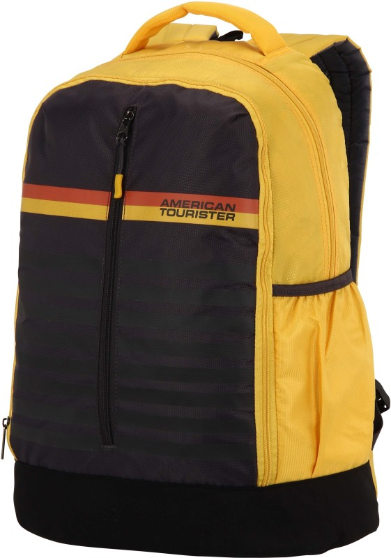 American Tourister AMT Ping 21 L Backpack(Yellow)