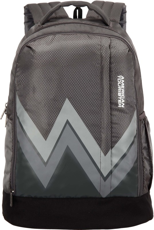 American Tourister AMT Twist 21 L Backpack(Grey)