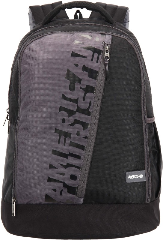 American Tourister AMT Twist 21 L Backpack(Black)