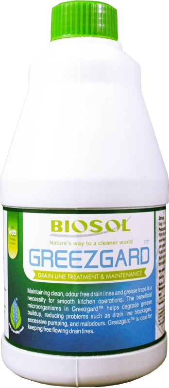 Biosol Greezgard Liquid Drain Opener(500 ml)