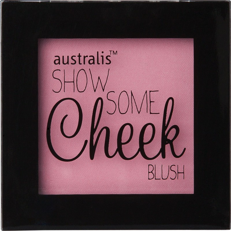 AUSTRALIS Show Some Cheek Blush(Cameo)