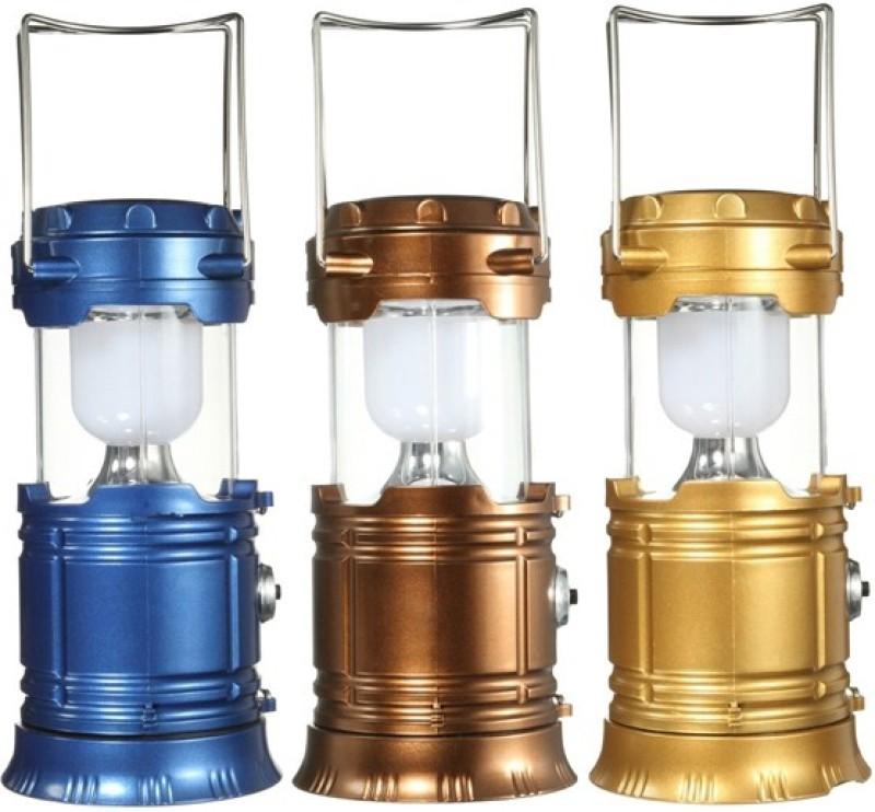Gomani Solar lamp& led torch Solar Lights(Golden, Blue, Bronze)