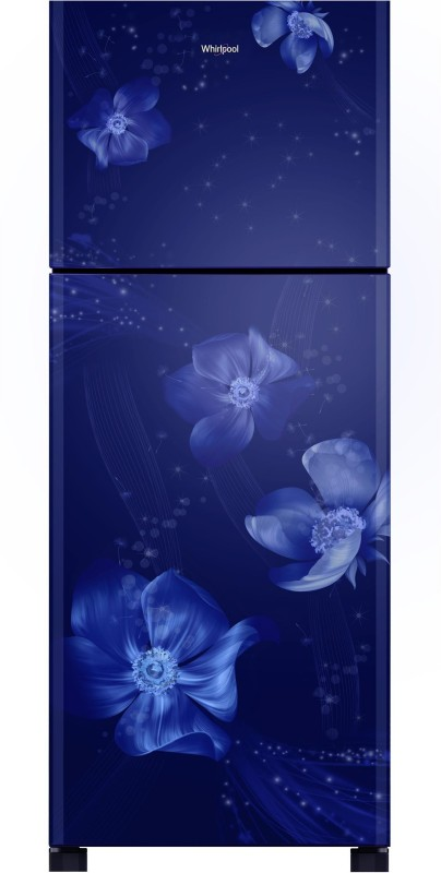 Whirlpool 245 L Direct Cool Double Door 3 Star Refrigerator(Sapphire Magnolia, Neo SP 285 ROY)