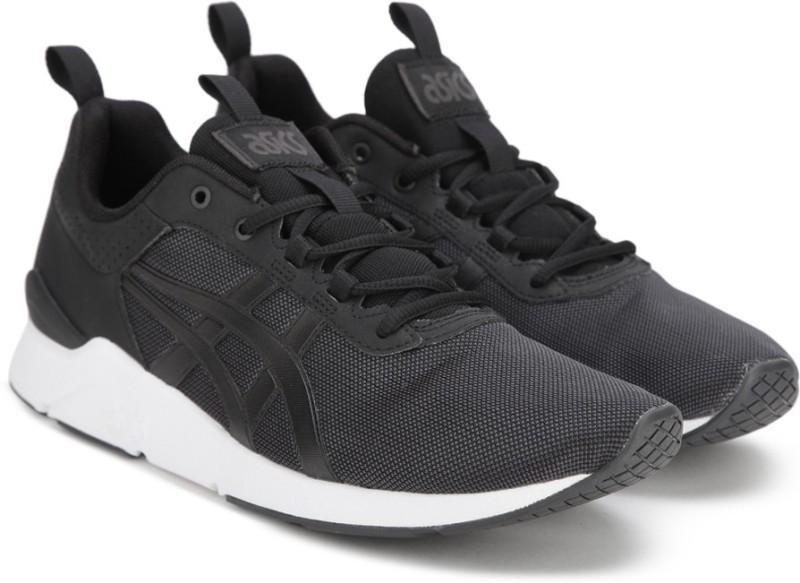 Asics Running Shoes(Black, White)
