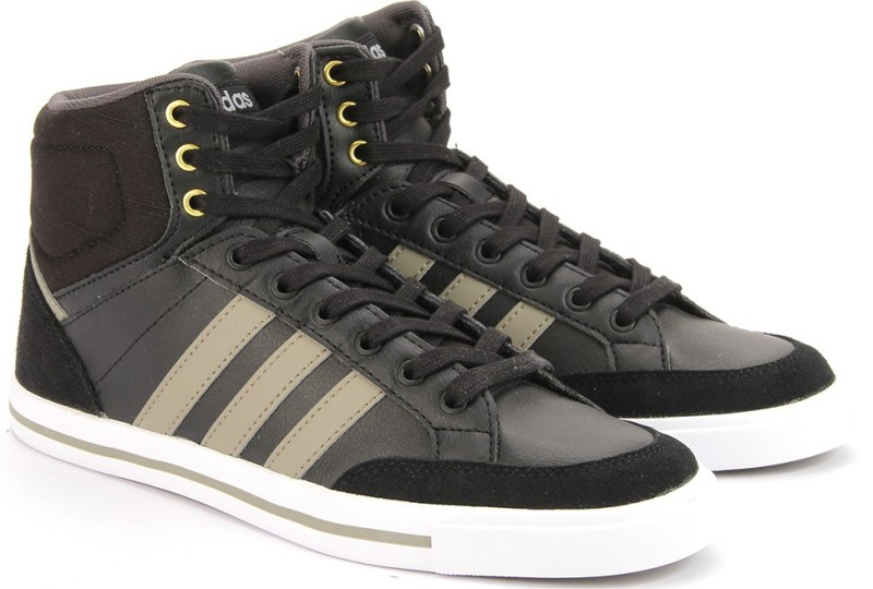 Adidas Neo CACITY MID Sneakers(Black)