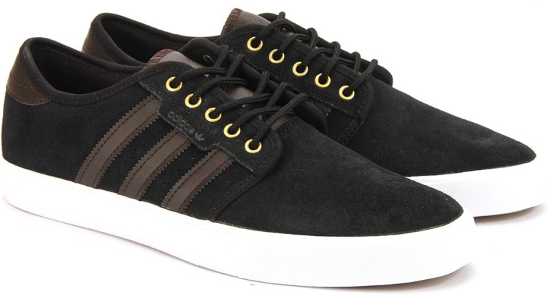 Adidas Originals SEELEY Sneakers(Black)