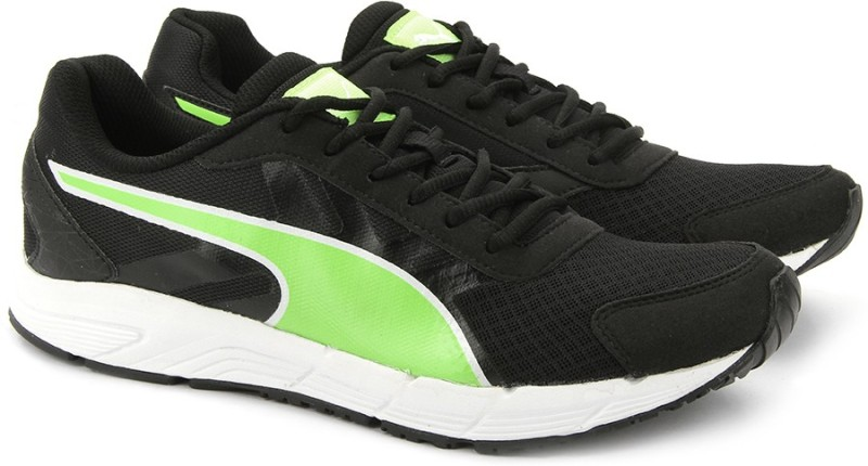 Puma Valor IDP Running Shoes(Black)