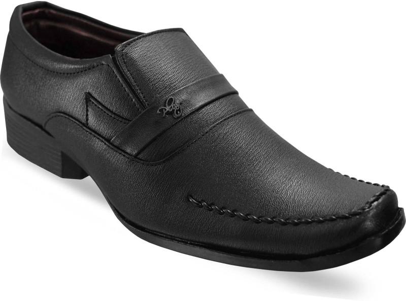 My Pac Db my pac formal shoes men black S0013-1 Slip On For Men(Black)