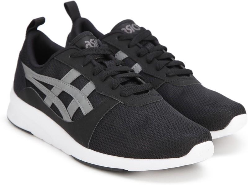 Asics Running Shoes(Black, Grey)