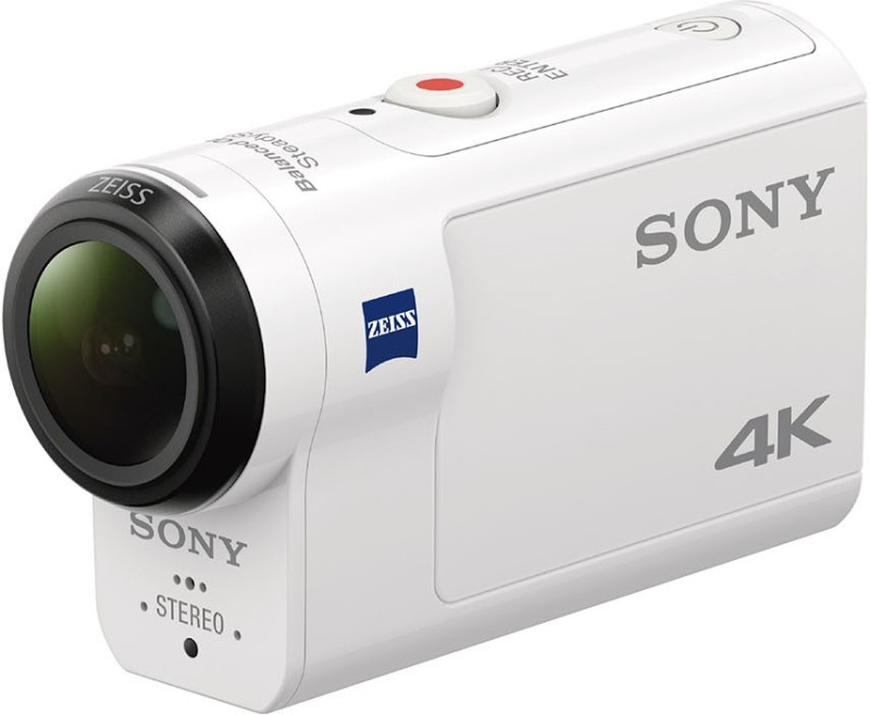 Sony FDR-X3000 Sports and Action Camera(White, 8.2)