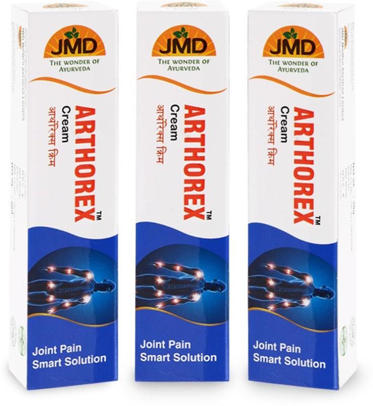 JMD Medico Arthorex Cream Pack of 3 Cream(90 g)