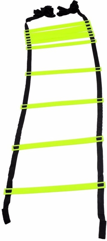 Smartcraft Super Speed Agility Ladder Speed Ladder(Green)