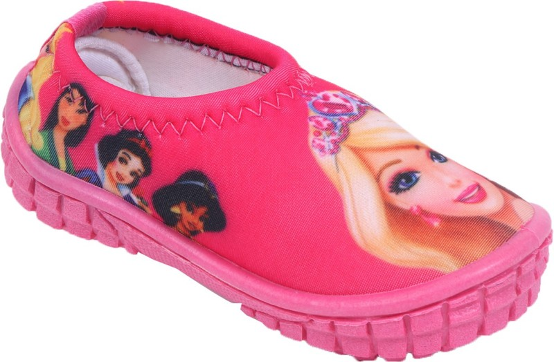 GNX Girls Slip on Loafers(Pink)
