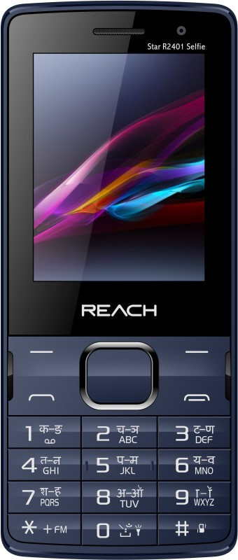 Reach Star R2401 Selfie(Blue)