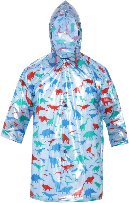 Imagica Animal Print Boys & Girls Raincoat