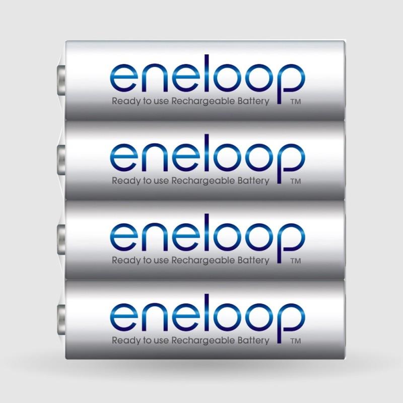 Panasonic Eneloop Shrink AA Multi Use Rechargeable Ni-MH Battery