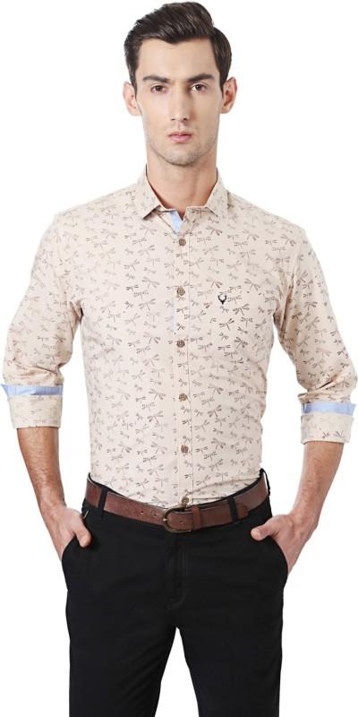 Allen Solly Men Printed Casual Shirt