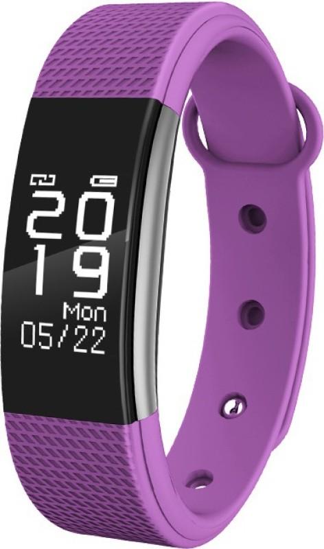 Bingo F1 Fitness Smart Band(Purple)