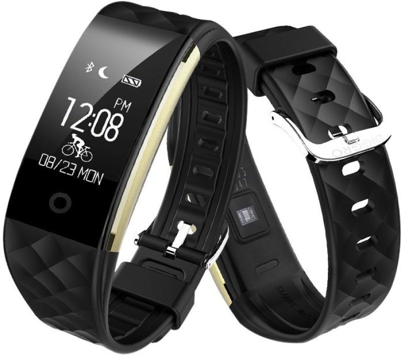 diggro Diggro S2 Black Smartwatch(Black Strap Free Size)