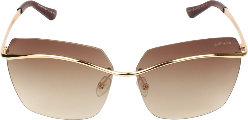 Tommy fashion Rectangular Sunglasses(For Girls) image