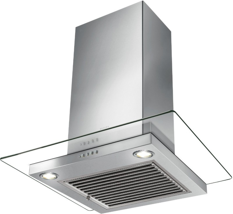 Faber Hood Nice Plus LTW 90 (110.0330.303) Wall Mounted Chimney(Steel 1000)