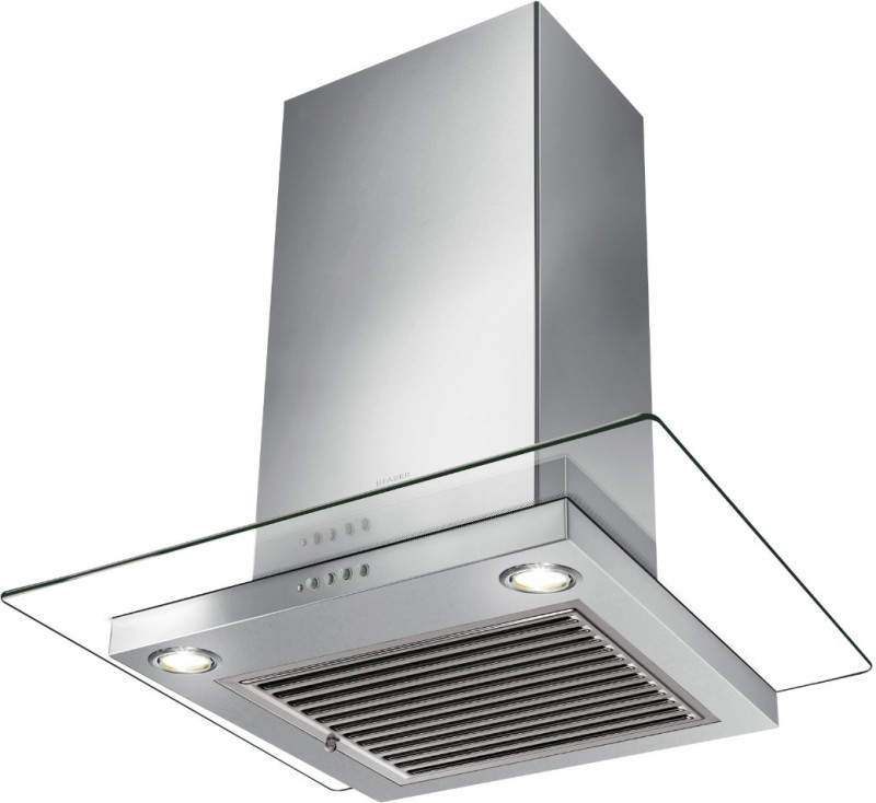 Faber Hood Nice Plus LTW 60 (110.0329.042) Wall Mounted Chimney(Steel 1000)