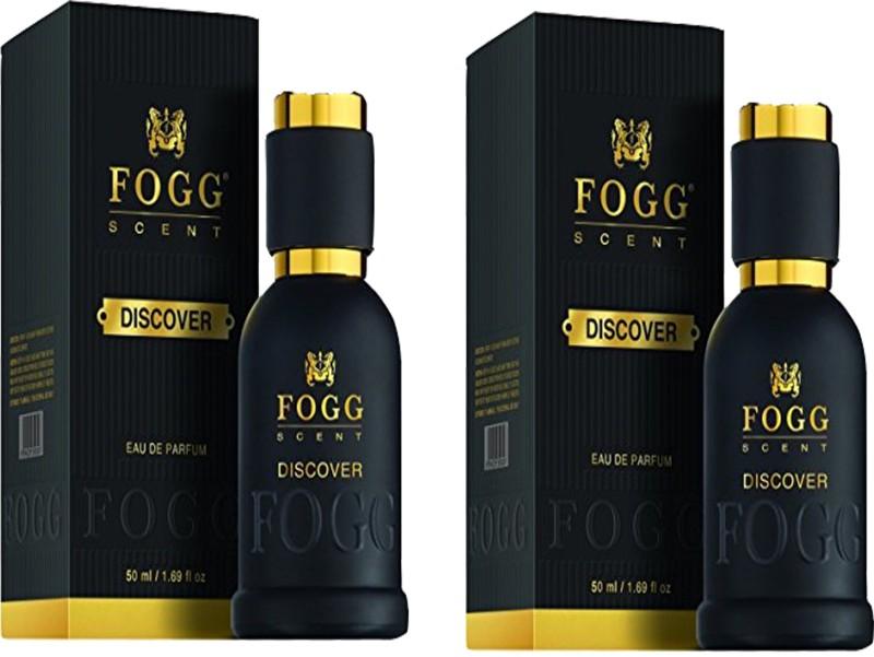 FOGG PACK OF 2 FOGG DISCOVER 50ml Perfume - 50 ml(For Men)