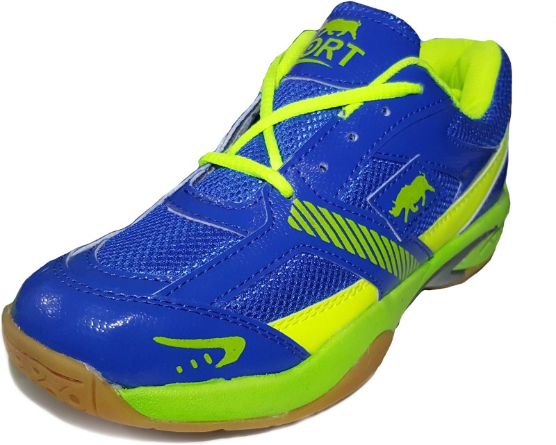 Port MASTER Badminton Shoes(Blue)