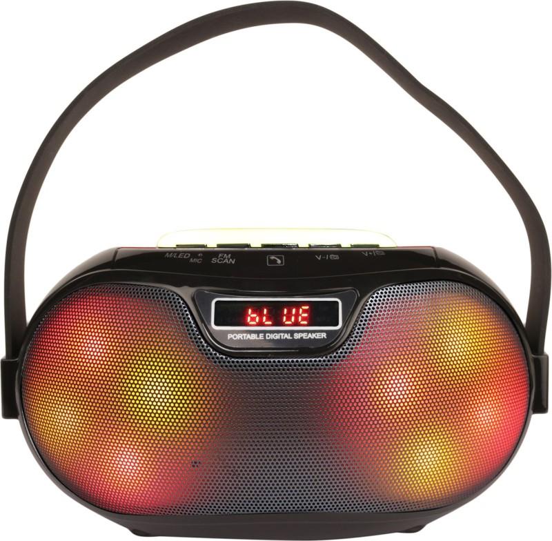 Yuvan SL – BS141 FM USB/ SD 15 W Portable Bluetooth Speaker(Black, 2.1 Channel)
