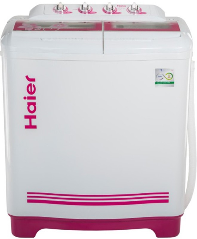 HAIER XPB76-113S 7.6KG Semi Automatic Top Load Washing Machine