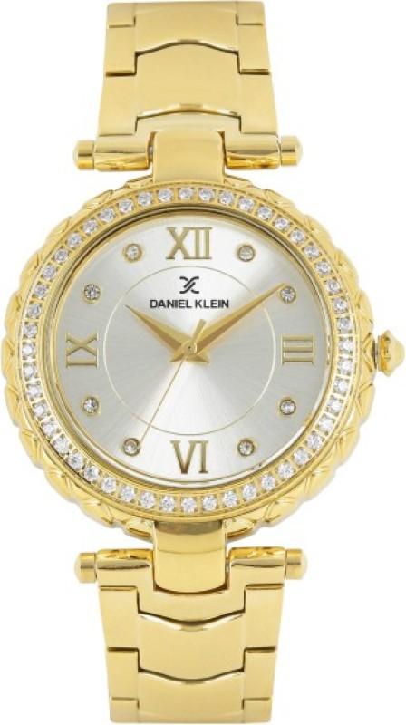 Daniel Klein DK11052-1 Analog Watch - For Women