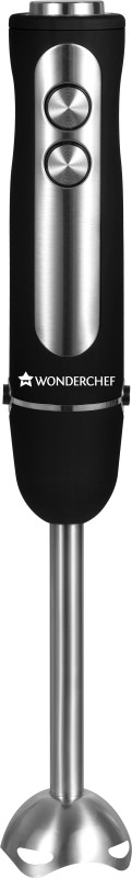 Wonderchef 63152254 550 W Hand Blender(BlackIISilver)