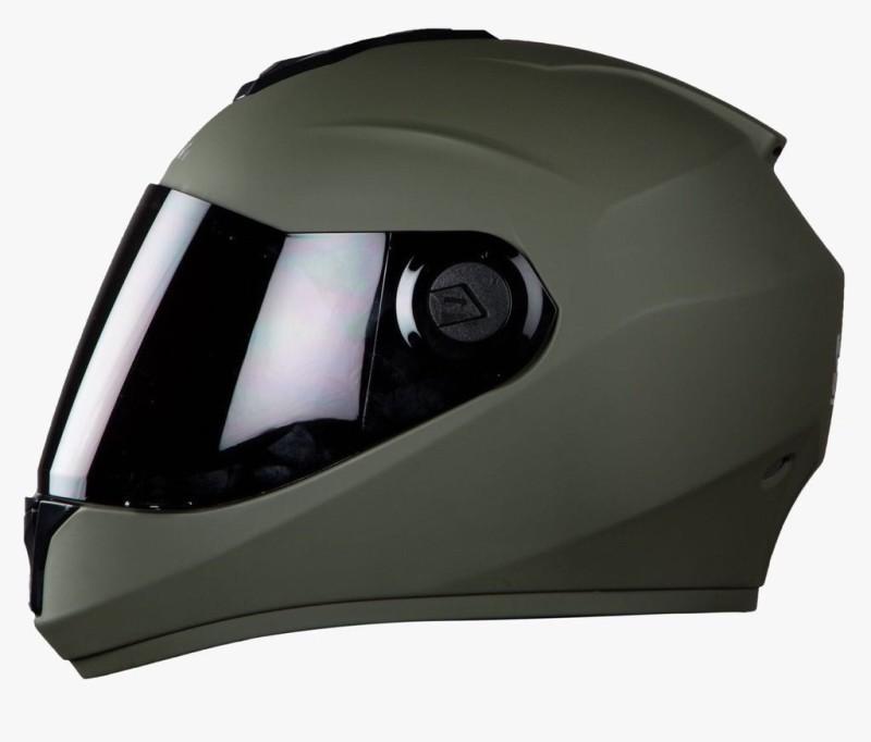 AUTOTRUMP Steelbird Hunk Motorbike Helmet(Military Green)