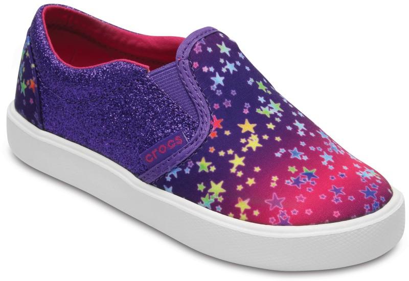 Crocs Boys Slip on Running Shoes(Multicolor)