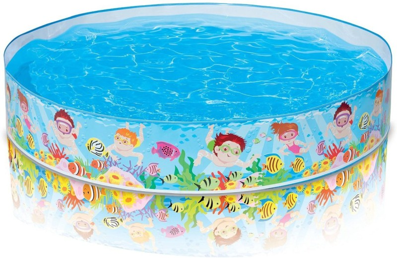 Ganpati Enterprises folding pool(Multicolor)