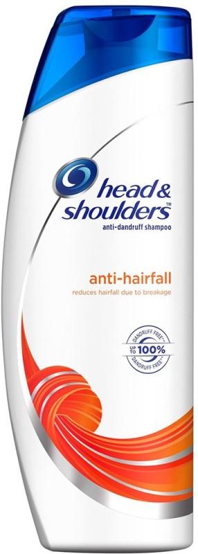 Head & Shoulders Anti-Hairfall Shampoo(170 ml)