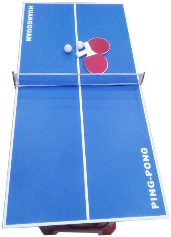 kris toy Rollaway Indoor Table Tennis Table