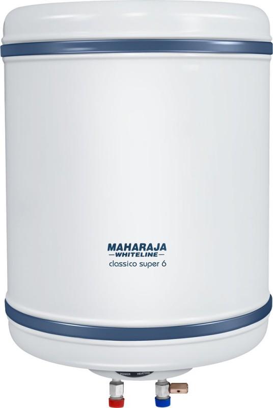 Maharaja Whiteline 25 L Storage Water Geyser(White, CLASSICO SUPER)