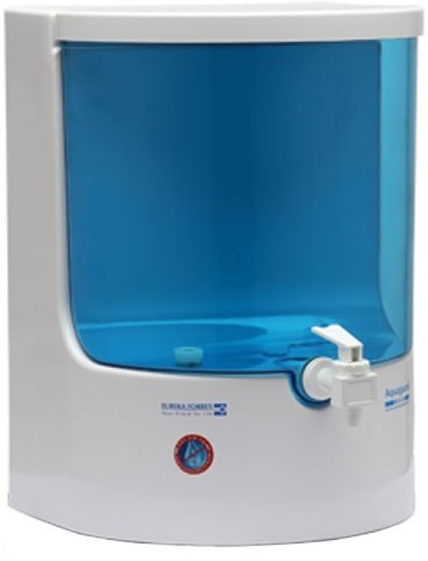 Eureka Forbes 3GRO1 8 L RO + UV Water Purifier(White, Blue)
