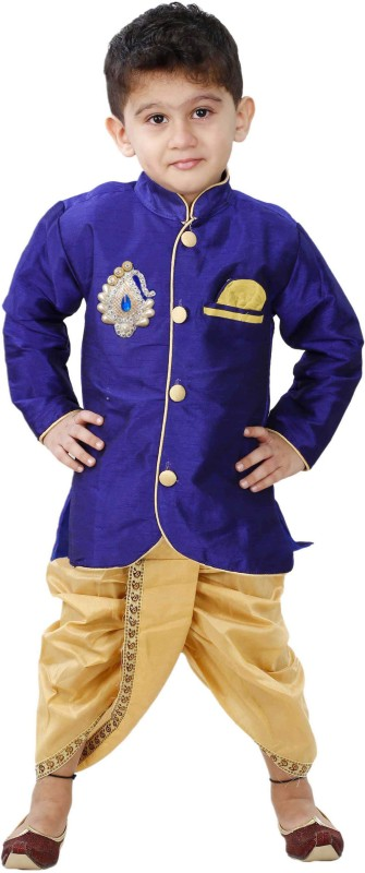 SKDC Boys Dhoti & Kurta Set