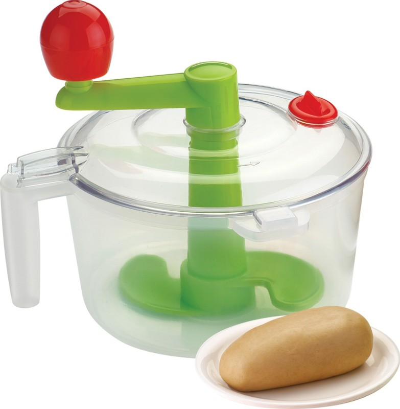 Nestwell SWNW157 Plastic Detachable Dough Maker(Multicolor)