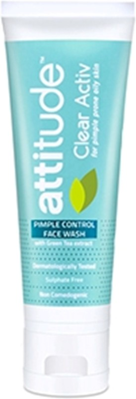 Amway Attitude Clear Activ Pimple Control Face Wash(100 ml)