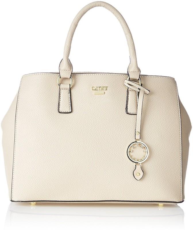 Cathy London Hand-held Bag(Beige)