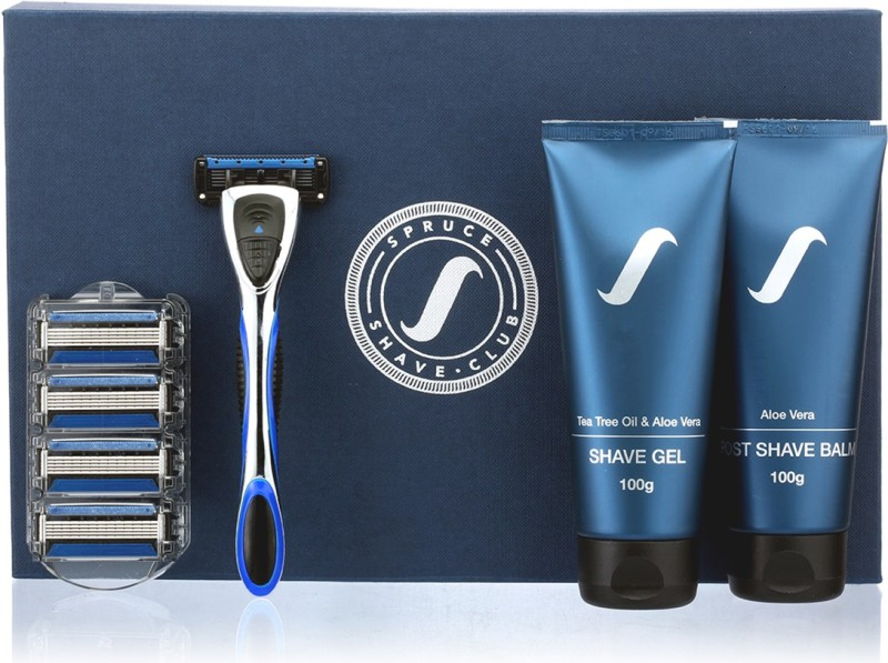 Spruce Shave Club 5X Gift Box(Set of 1)
