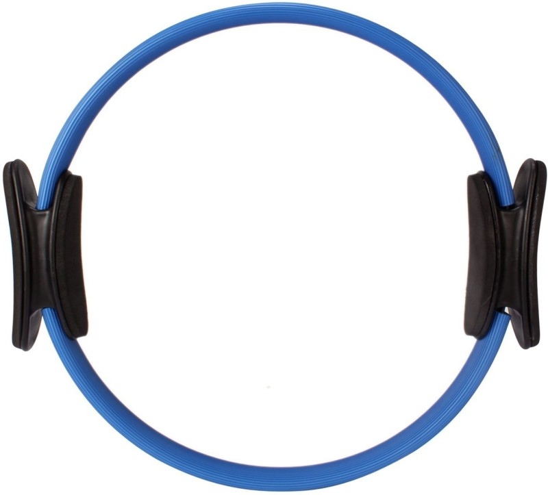 Shrih Yoga Exercise Circle Resistance Pilates Ring(Blue)