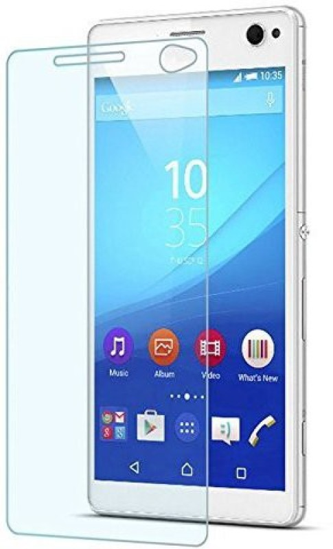 AcceHub Tempered Glass Guard for SONY XPERIA C4