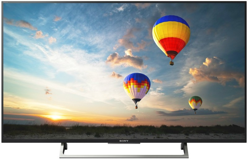 Sony BRAVIA X8200E Series 123.2cm (49 inch) Ultra HD (4K) LED Smart TV(KD-49X8200E)