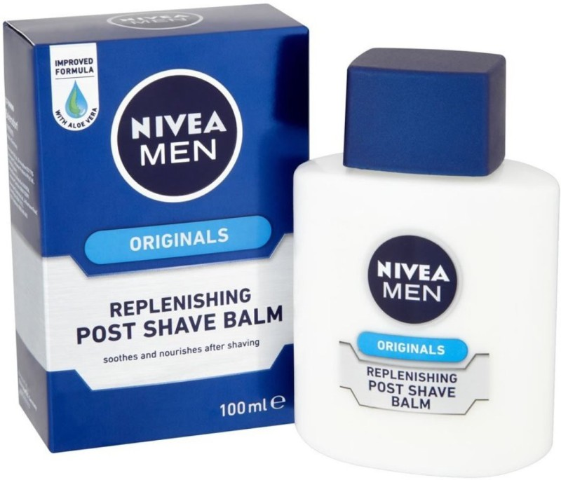 Nivea Imported Men Originls Replenishing Post Shave Balm(100 ml)